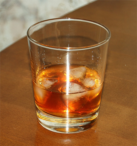 Appleton Estate V/X Rum, Old-fashioned