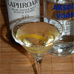 The Dreamy Dorini Smokin' Martini thumbnail