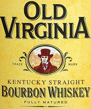 Old Virginia Kentucky Straight Bourbon