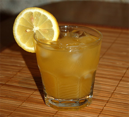 Bourbon Cooler