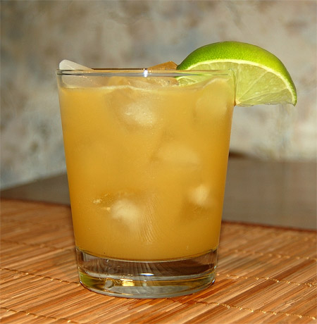 Bourbon Sours