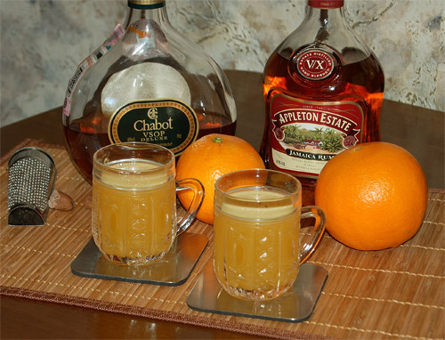 Inaugural Orange Punch