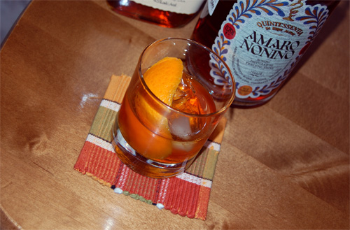 Nonino Old Fashioned