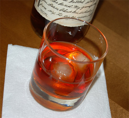 Booker's Old Fashioned