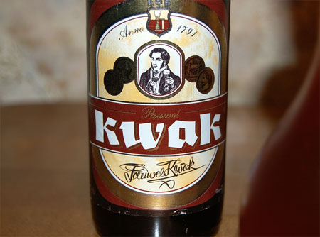 Kwak, a label