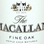 Macallan Fine Oak 12 yo Single Malt Scotch Whisky