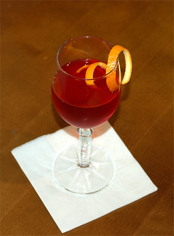 Diva Quaranta Cocktail