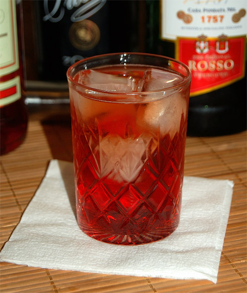Different Negroni: Gin Variations, Negroni Spumante