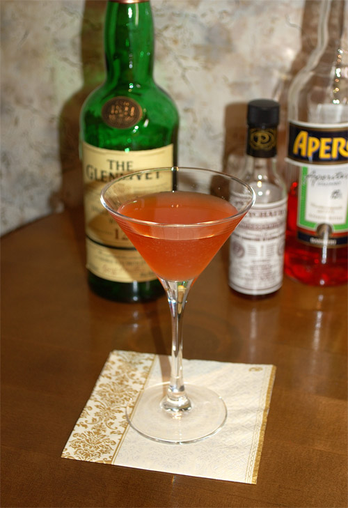 Cardinale Richeleue cocktail