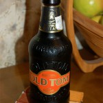 Old Tom Ale With Ginger