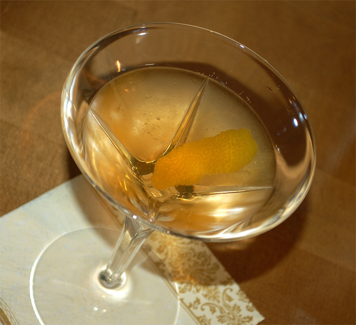 Silver Cocktail