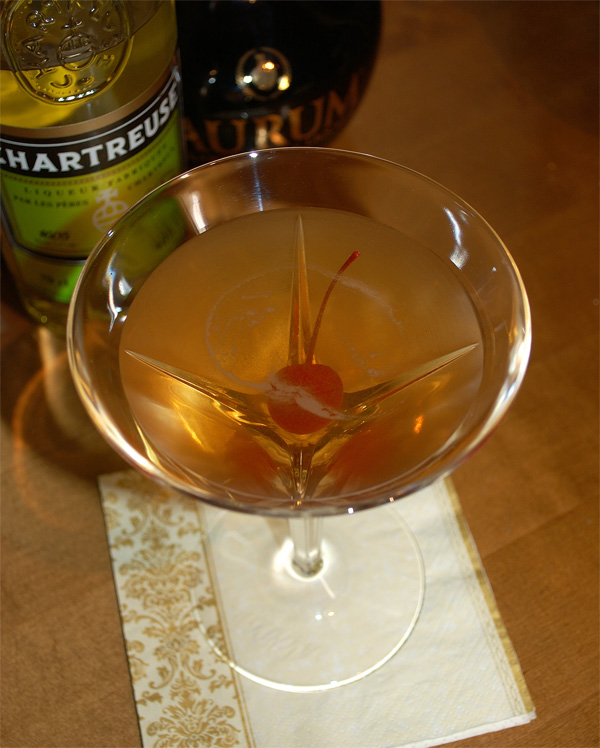 Bon-Accord cocktail