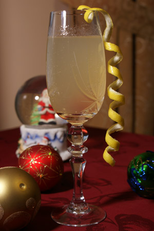 Imbiber Amateur - S.I.P.#10: New Year Bubbles, The French 75