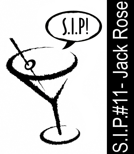 S.I.P.#11 - Jack Rose logo