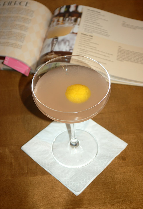 The 1st And The Final cocktail