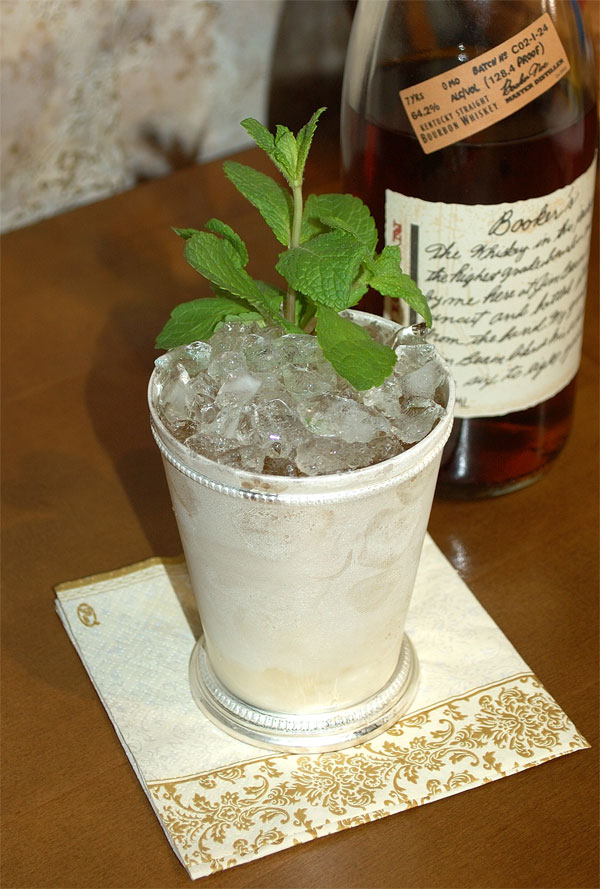 Mint Julep (Jim Meehan, «The PDT Cocktail Book»)