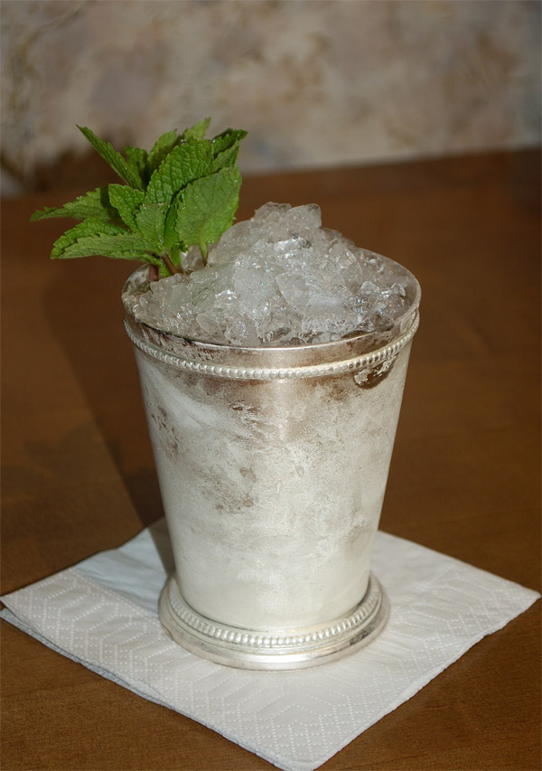 Mint Julep (David Wondrich, «Imbibe!»)