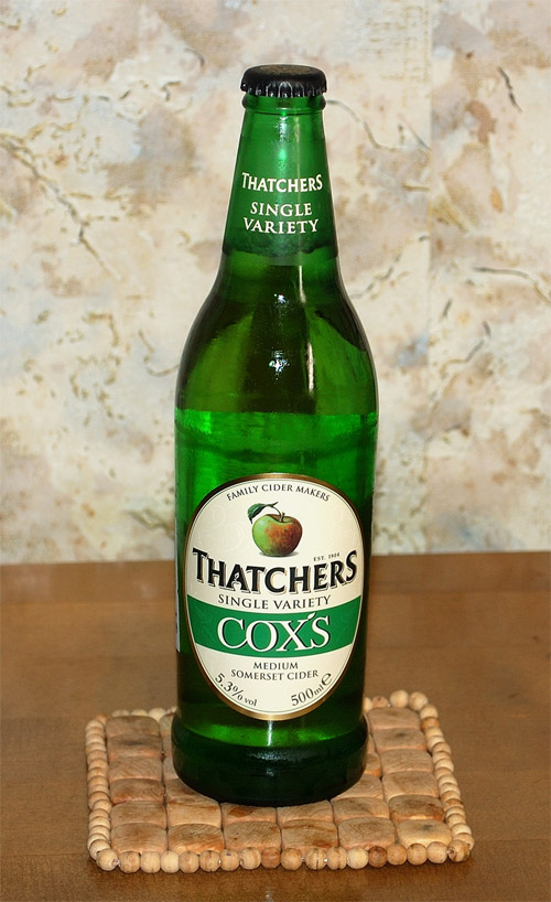 Thatchers Single Variety Cox's Medium Somerset Cider