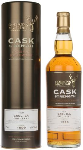 Gordon & Macphail Caol Ila 1999 Cask Strength Single Malt Scotch Whisky