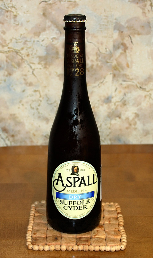 Aspall Medium Dry Suffolk Cyder