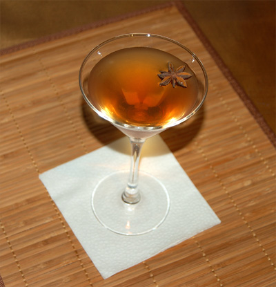 Ceylon Manhattan