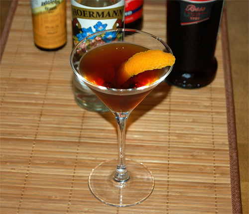 Transalpine Cocktail