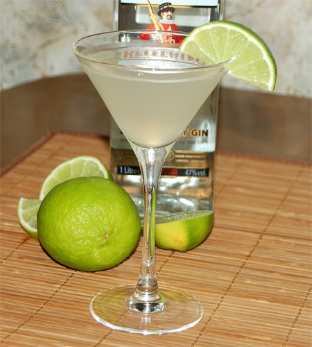 Gimlet (straight up)