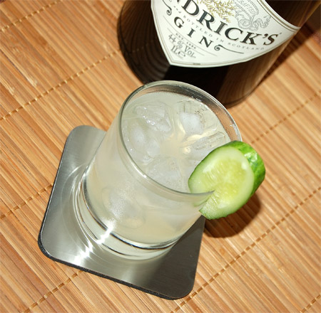 Gimlet (on the rocks)