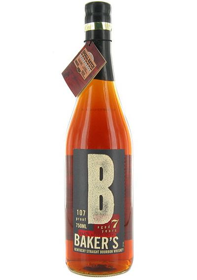 Baker's Kentucky Straight Bourbon Whiskey
