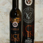 Chateau Varteley Icewine 2009 Muscat Ottonel