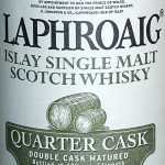 Laphroaig Quarter Cask Islay Single Malt Scotch Whisky